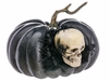 Halloween Special - Artificial Weighted Pumpkin with Spider - Set of 4