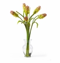 Oriental Ginger Liquid Illusion Silk Flower Arrangement
