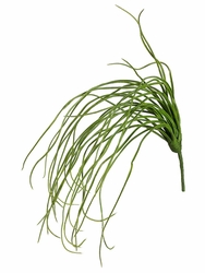 "Set of 12 - 23"" Artificial Hanging Succulent Grass"