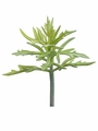 "Set of 12 - 8"" Leaf Artificial Succulent Picks"