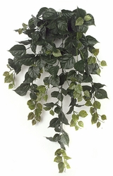 "Set of 2 - 36"" Artificial Outdoor Hanging Plants"