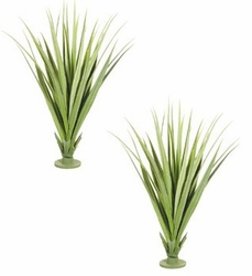Set of 2 - 4.5' Dracaena Draco Artificial Plants