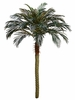 Set of 2 - 7' Phoenix Artificial Palm Trees - Non Potted