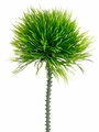 "Set of 36 - Artificial 6"" Moss Grass Pick"