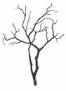 "Set of 4 - 27"" Real Faux Wood Tree Branches"