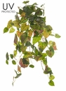 "Set of 6 - 29"" Outdoor Artificial Potato Leaf Hanging Bushes"
