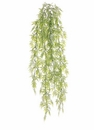 "32"" Artificial Mini Bamboo Hanging Bushes - Set of 6"