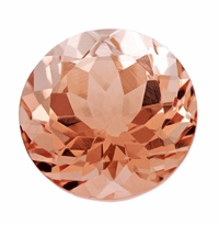 1.72 ct Round Morganite