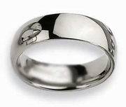 7mm Titanium Ring