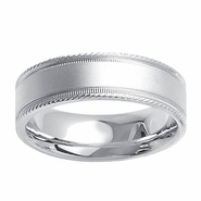 Classic Mens Wedding Ring