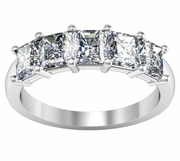 Five Stone Diamond Ring Setting