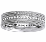 Mens Diamond Wedding Ring