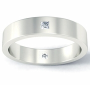 Princess Cut Diamond Landmark Eternity