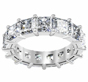 Radiant Diamond Eternity Ring (7.00 cttw)
