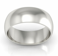 Traditional Wedding Ring 8mm