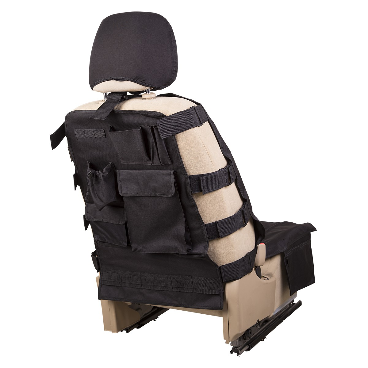 browning tactical black seat cover