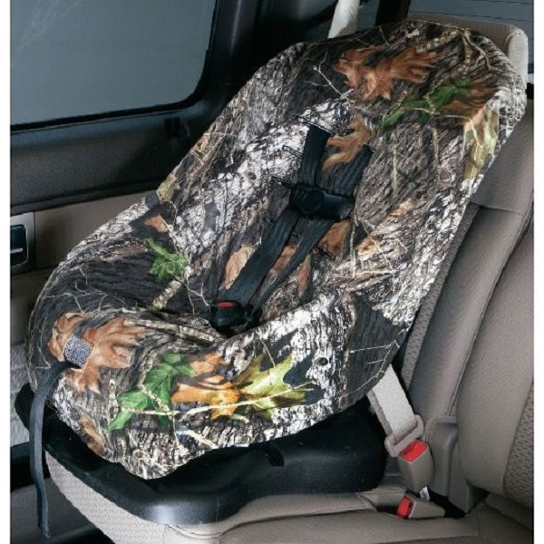 Mossy Oak Camo Infant Baby Toddler Car Seat Cover