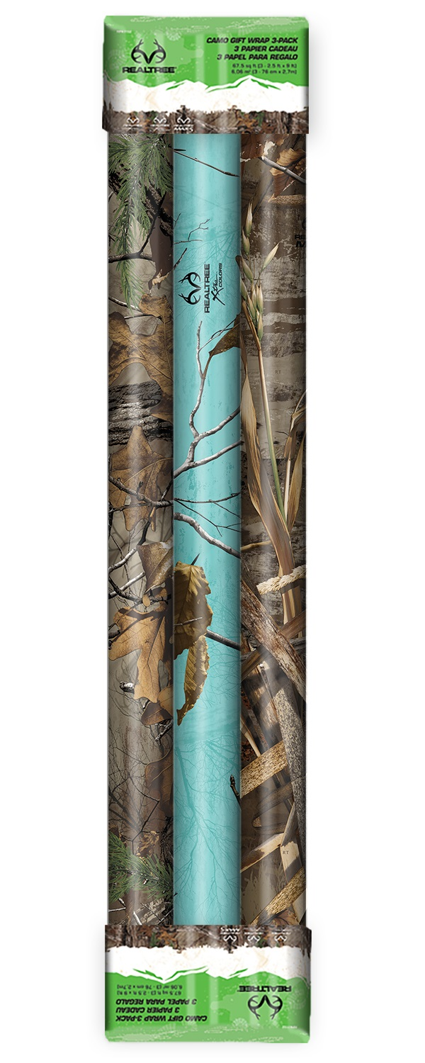 realtree wrapping paper Wrap up your gifts with camouflage wrapping paper from zazzle great for all occasions choose from thousands of designs or create your own.