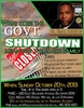 Dr. Umar Johnson - What Does the Government Shutdown mean for the Black Family?