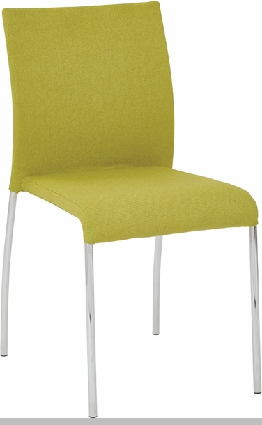 Ave Six Conway Stacking Chair Set Of 4 Cranapple