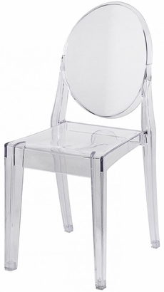 Clear Armless Ghost Chair [RPC-GHOST-ARMLESS-CL-CSP]