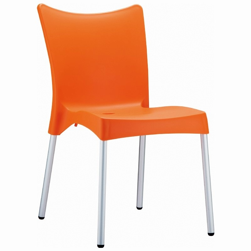 Orange Plastic Chair beautiful orange plastic chair modern made instonesoupology