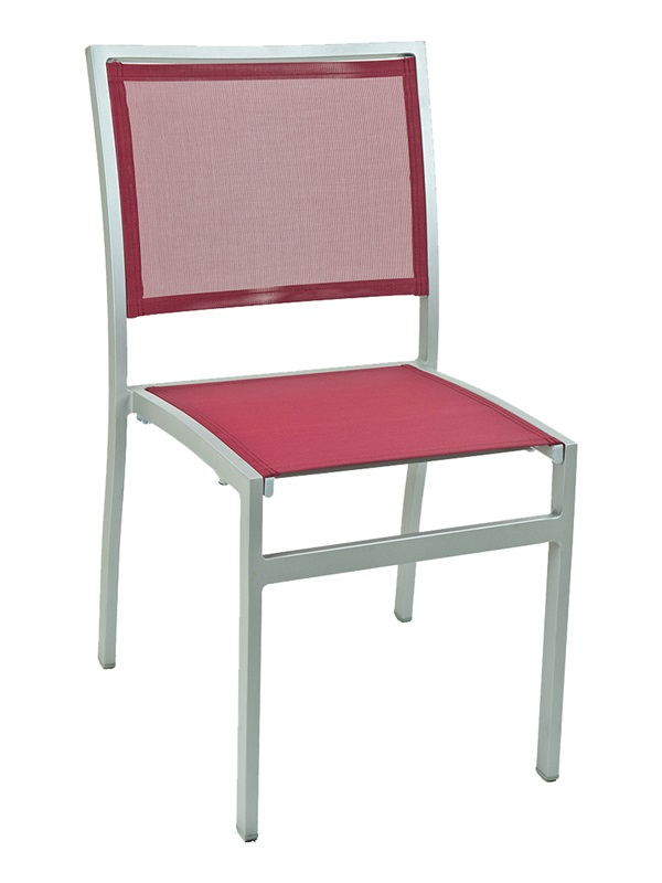 South Beach Collection Stackable Outdoor Side Chair AL 5624 0 FLS