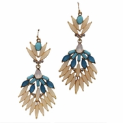 Aruba Chandelier Earrings