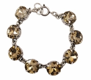 Champagne Stackable Gem Bracelet