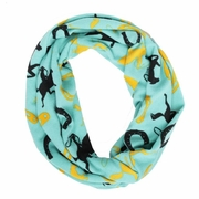 Cowboys and Horseshoes Infinity Scarf