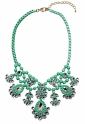 Emerson Necklace Mint