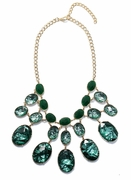 Lucie Emerald Necklace