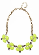 Neon Knockout Bib Yellow