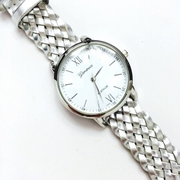 Silver Country Club Watch