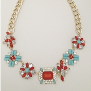 The Kate Necklace Red