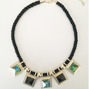 The Leken Cord Necklace