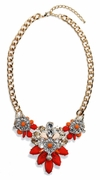 Monteleone Tangerine Necklace