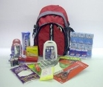 DELUXE XL - 1 Person 72 Hour Survival Kit