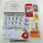 1 Person Evacuation Kit - Basics Plus