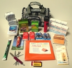 2 Person Camo Emergency Kit - 72 hour
