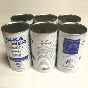 30 Year Long Shelf Life Canned Water - by case