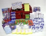 DELUXE - 4 Person 72 Hour Survival Kit