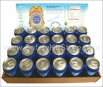 50 Year Shelf Life Canned Water