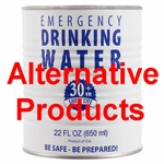 World Grocer<br>Canned Water<br>Alternative Products