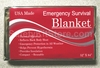 Emergency Blanket - 125 pc bulk pack