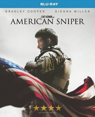 American Sniper Blu-ray Single Disc