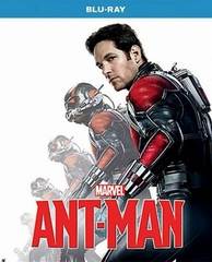 Ant-Man Blu-ray Single disc