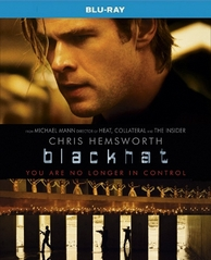 Blackhat Blu-ray Single Disc
