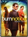 Burn Notice Season Seven DVD