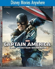Captain America The Winter Soldier HD Disney Movies Anywhere Code